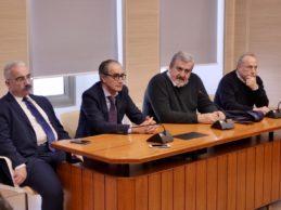 """Vertenza Gazzetta del Mezzogiorno, Emiliano alla riunione task force: """"Vogliamo tenerci la Gazzetta per altri 130 anni"""""""