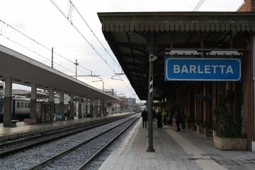 Barletta – Minaccia suicidio a bordo del Frecciargento