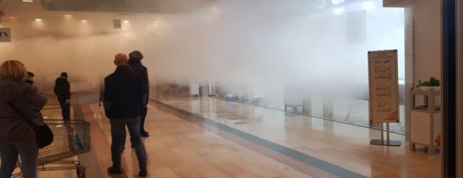 Andria – Panico nel centro commerciale, ma è solo un errore