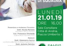 Andria – CALCIT, convegno sulla Rete Oncologica Pugliese