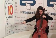"""""""Prenditi i tuoi 10 minuti"""": intervista alla violoncellista tranese Chiara Pia Aurora"""