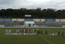 Fidelis Andria-Gelbison 0-0: un punto che muove la classifica, biancazzurri avanti piano. FOTO GALLERY