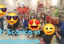 Bari – Il treno dei sorrisi consegna i giochi in pediatria al Policlinico