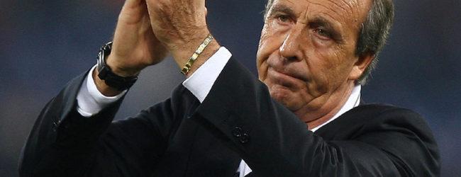 Trani – L'ex allenatore della Nazionale Gian Piero Ventura avvistato in una nota pizzeria fuori città