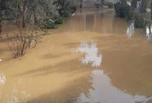Canosa di Puglia – Ennesimo allagamento ai danni di alcuni immobili a ridosso della tangenziale