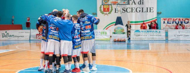 Basket – La Di Pinto Panifici Bisceglie attende la capolista San Severo