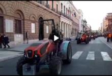 Andria – Sindaco Giorgino: protesta agricoltori necessaria per sollecitare interventi seri a supporto economia del territorio