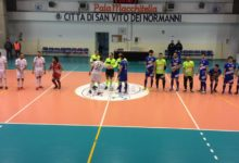 Andria – La Florigel passeggia a San Vito: 17 gol all'Apuliasport