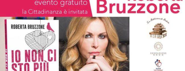 """Trani – La criminologa Roberta Bruzzone presenta il suo libro """"Io non ci sto più"""""""