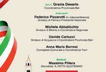 Trani – Incontro: Italia in Comune