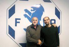 Fidelis Andria: contratto rinnovato con Alessandro Potenza