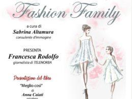 """Trani – """"Fashion Family"""", in programma al Polo Museale"""