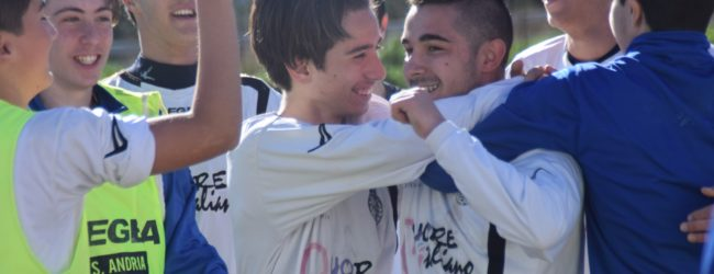 Settore giovanile – Vittorie per Giovanissimi e Allievi, la Juniores sconfitta nel derby con la Virtus