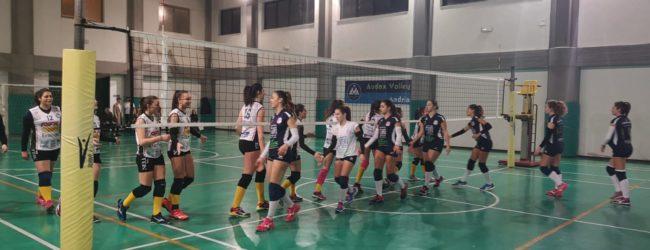 Audax Andria, così non va! Al Polivalente passa la Nelly Barletta 2-3. Le U14 vincono a Gravina. FOTO