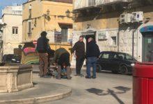 In giro per il mondo a bordo del suo asino: Bruno e Salam giungono ad Andria. FOTO
