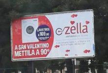 """Ruvo – Il cartello che fa scalpore: """"A San Valentino mettila a 90°"""". Sessismo o volgarità?"""