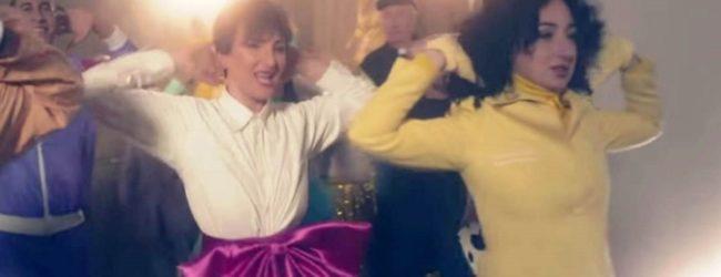 Giada Farano: la dancer salinara approda nel corpo di ballo del video di Arisa