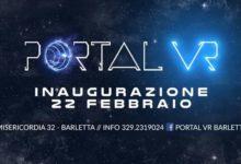 Barletta – Tutto pronto per l'inaugurazione di Portal VR