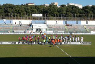 Fidelis Andria – Taranto 1-1: è pareggio beffa contro gli jonici