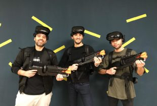 Barletta – Tre ragazzi apriranno il primo centro in Italia per la realtà virtuale: sarà lungo due chilometri