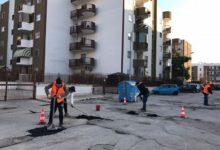 Trani – Rifacimento strade, esperita la prima gara. Lavori per 135mila euro