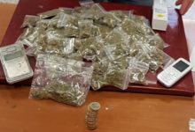 Barletta – Cinque arresti per marijuana e hashish nelle piazze di spaccio
