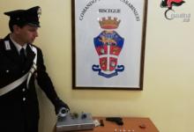 Bisceglie – Carabinieri: arrestati coniugi per droga e detenzione arma