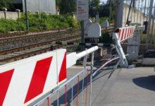 Barletta – Soppressione passaggio a livello: attivazione semafori