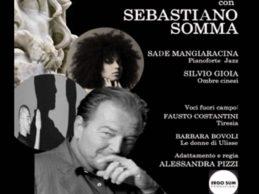 """Trani – Speciale San Valentino: """"Ulisse e Io"""" al teatro Impero"""