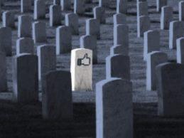La successione mortis sui social network