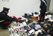 Trani – Tunisino denunciato per commercio di materiale contraffatto e ricettazione
