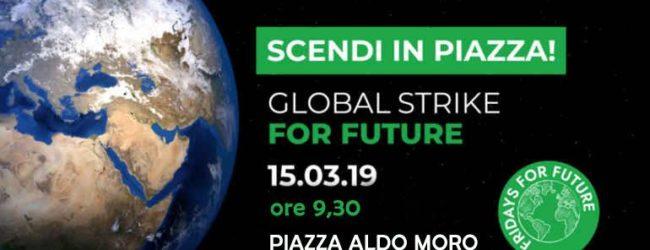 Barletta – Sciopero mondiale per fermare i cambiamenti climatici