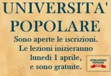 Barletta – Università popolare: aperte le iscrizioni
