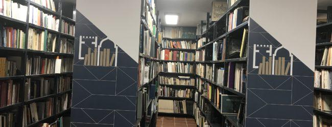Trani – Polo Museale, inaugurata la Bibliotheca Orientalis