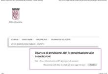 Andria – Il comune dimentica di presentare il bilancio alla citta'!!