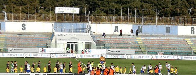L'Andria frena la corsa verso i playoff: è 0-0 contro il Savoia. FOTOGALLERY