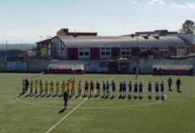 L'Audace Cerignola batte l'Andria con un gol dell'ex Lattanzio. FOTO GALLERY