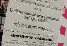 """Barletta –  Incontro su """"Cultura e Ambiente, l' utilizzo degli spazi pubblici"""". Foto"""
