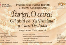 "Barletta – ""Parigi, o Cara!"", gli abiti de ""La Traviata"" a Casa De Nittis"