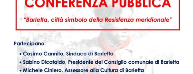 Barletta – Inaugurazione nuova sede comunale A.N.P.I.
