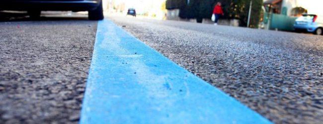 Andria – Strisce blu: aumentano gli stalli e le fasce orarie, ma per l'assessore la nota è positiva