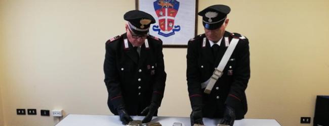 Trani – Deteneva oltre 2 kg di hashish in casa: i Carabinieri arrestano un 51enne