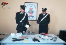 Trani – Carabinieri, controlli straordinario: un arresto per armi e droga