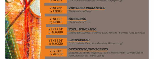 Trani – Stagione concertistica 2019: primavera in musica