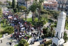Bisceglie – Oltre 2 mila studenti in ricordo delle vittime innocenti di mafia. LE FOTO
