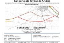 Andria – Convegno-dibattito sulla Tangenziale Ovest