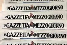 Bari – La diretta della conferenza stampa dei giornalisti della Gazzetta del Mezzogiorno
