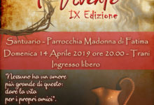 Trani – IX° Passione Vivente 2019: torna la PASSIONE DI GESU'