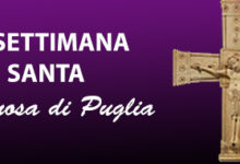Canosa di Puglia – Settimana Santa 2019: i riti e le visite guidate in città