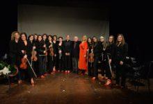 Bisceglie – Concerto dell'Orchestra dalle scarpe rosse. VIDEO